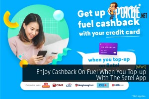 Enjoy Cashback On Fuel When You Top-up With The Setel App 34