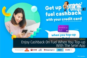Enjoy Cashback On Fuel When You Top-up With The Setel App 42