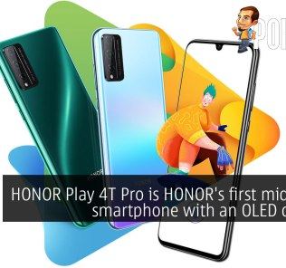 HONOR Play 4T Pro is HONOR's first mid-range smartphone with an OLED display! 30