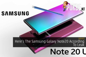Here's The Samsung Galaxy Note20 According To Leak 36