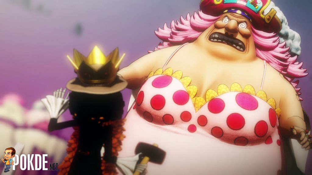 One Piece Pirate Warriors 4 Review - Fun for Fans But Still Repetitive 24