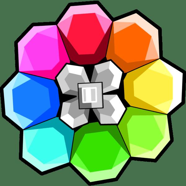 Rainbow Badge GASTA