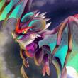 Logo do grupo DragonForce