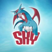 Logo do grupo SKY