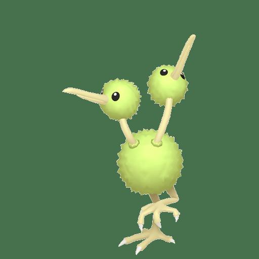 Doduo Femelle Chromatique