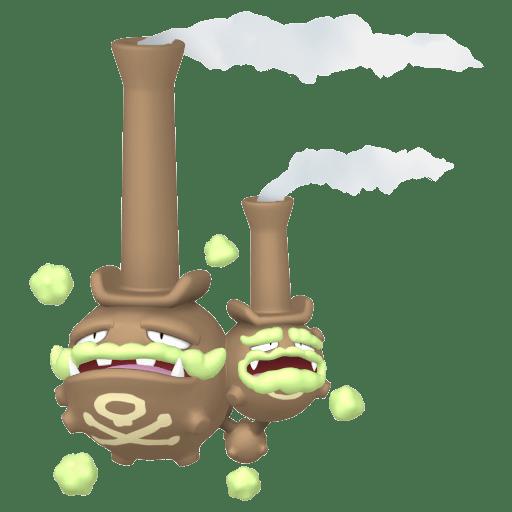 Smogogo de Galar Chromatique