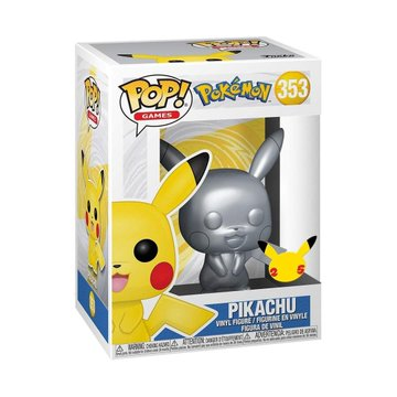 funko pop pokemon 25