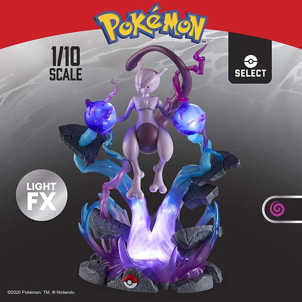 Mewtwo pokemon select deluxe