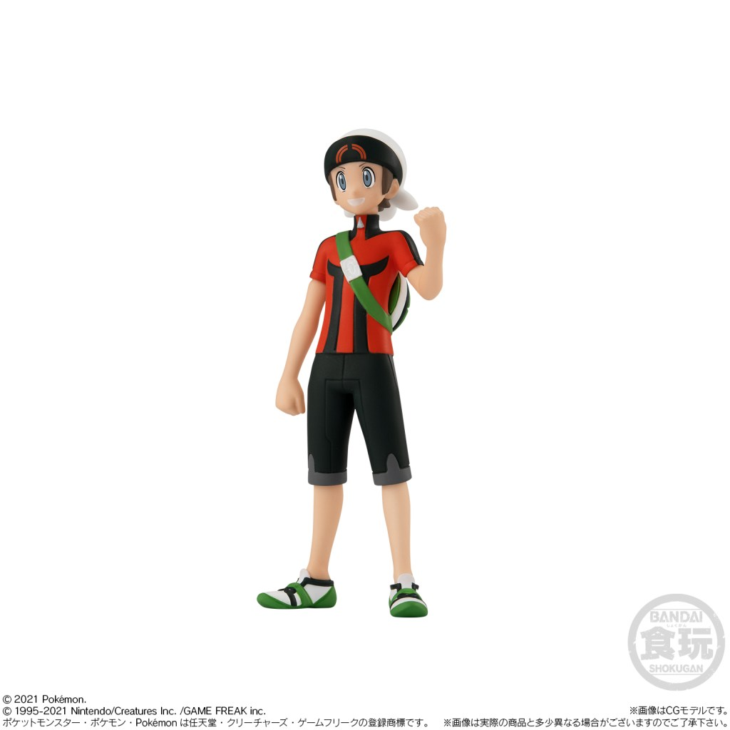 Pokémon scale world
