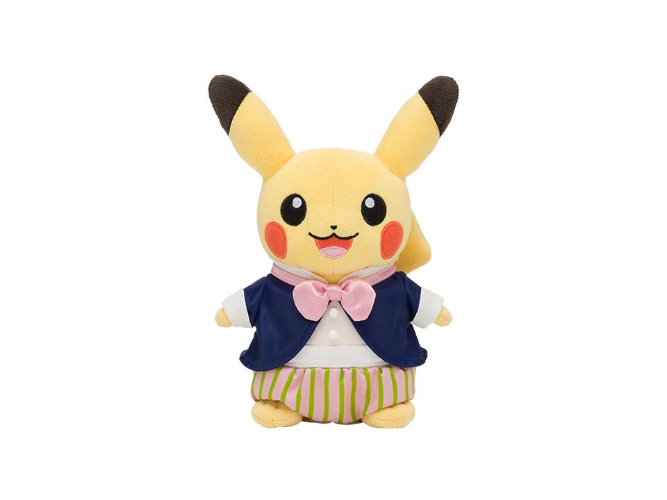 Pokémon tea party