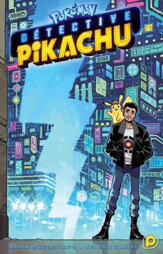 comics détective pikachu