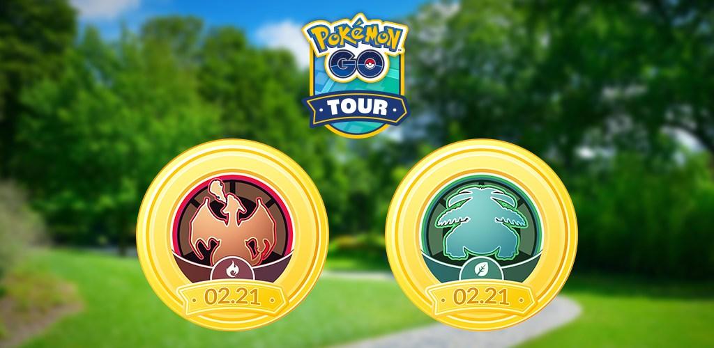 Pokémon GO Tour Kanto