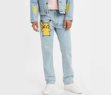 Levi's Pokémon