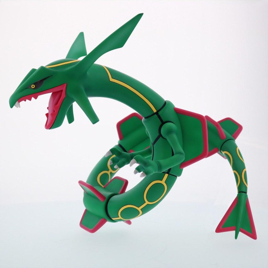 Gigantic Series NEO Pokémon X-Plus Rayquaza