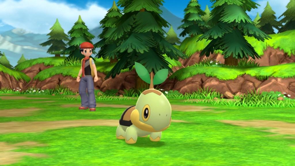 Capture Pokémon Diamant Étincelant et Perle Scintillante