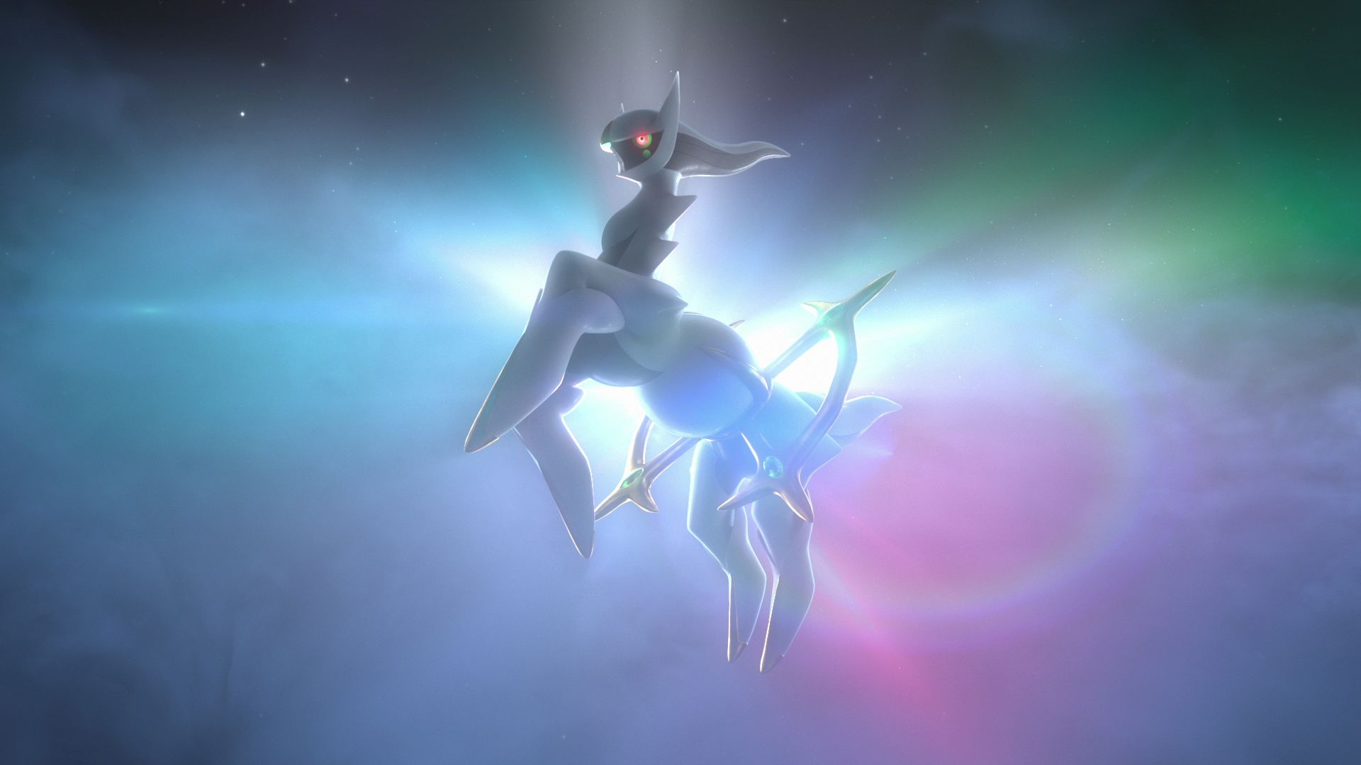 Capture Légendes Pokémon : Arceus