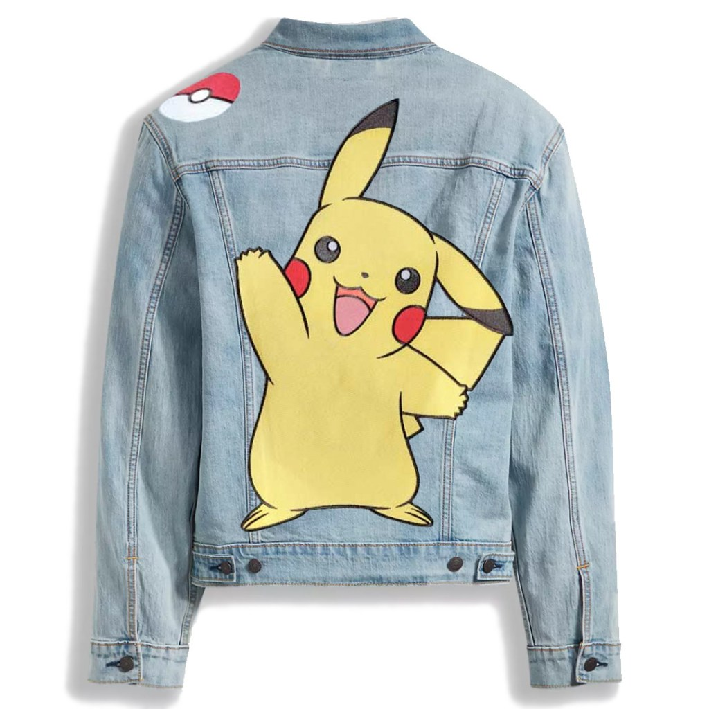 Levi's Pokémon jean veste