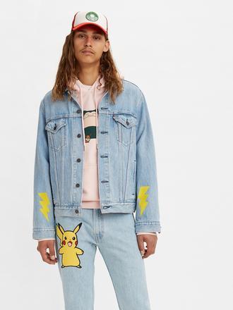 Levi's Pokémon jean
