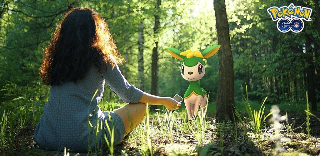Pokémon GO Saison des découvertes