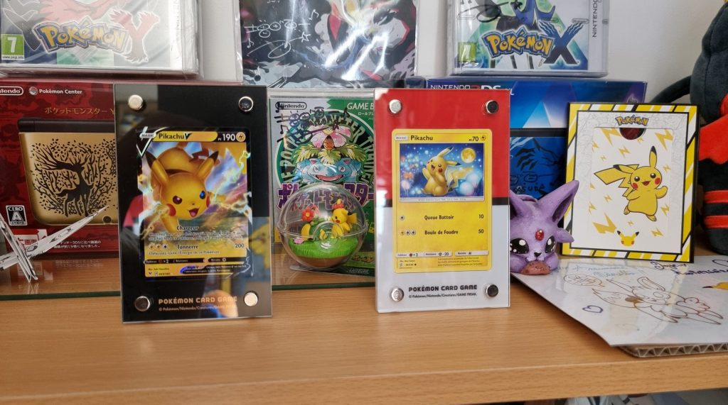 Display Frame Pokémon