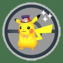 Pikachu costumé