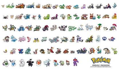 Super Derp All Unova Pokemon by c4tman