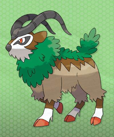 Gogoat-Pokemon-X-and-Y