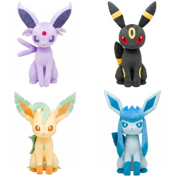 Lifesize Eeveelution Plush - Sylveon - Available for Pre-order in Japan!