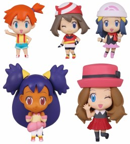 Takara Tomy - Anime Girls Figures - Coming Soon