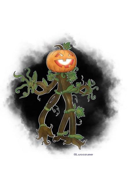 """""""Pumpkin Patch Xurkitree"""" by skinnyfatt lusozume on Instagram"""