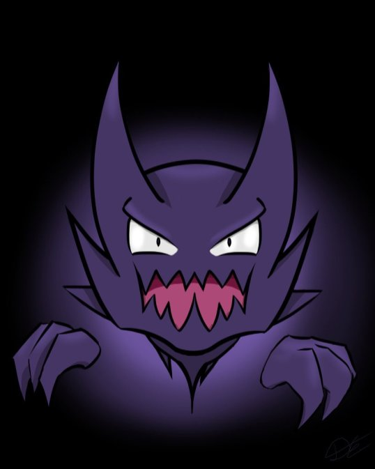 Haunter by @DillOne98