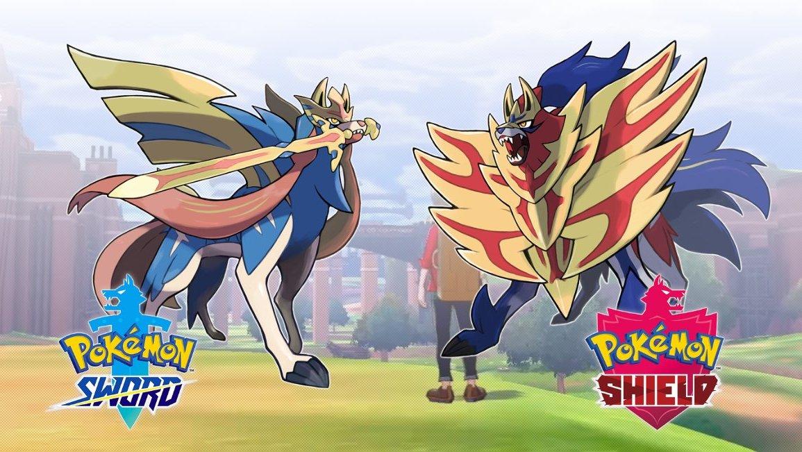 Pokémon Sword & Shield | PokéJungle