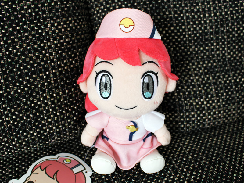 Nurse Joy plushie