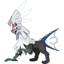 Silvally official art