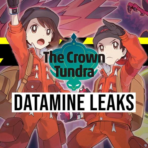 Crown Tundra datamine leaks