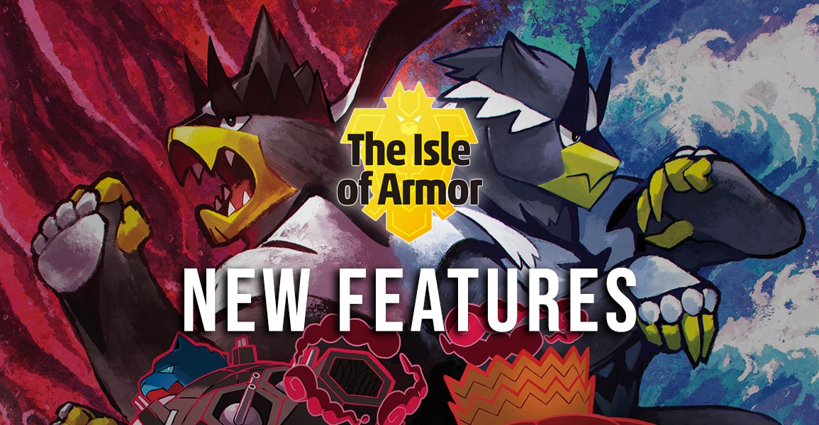 New Features in the Isle of Armor