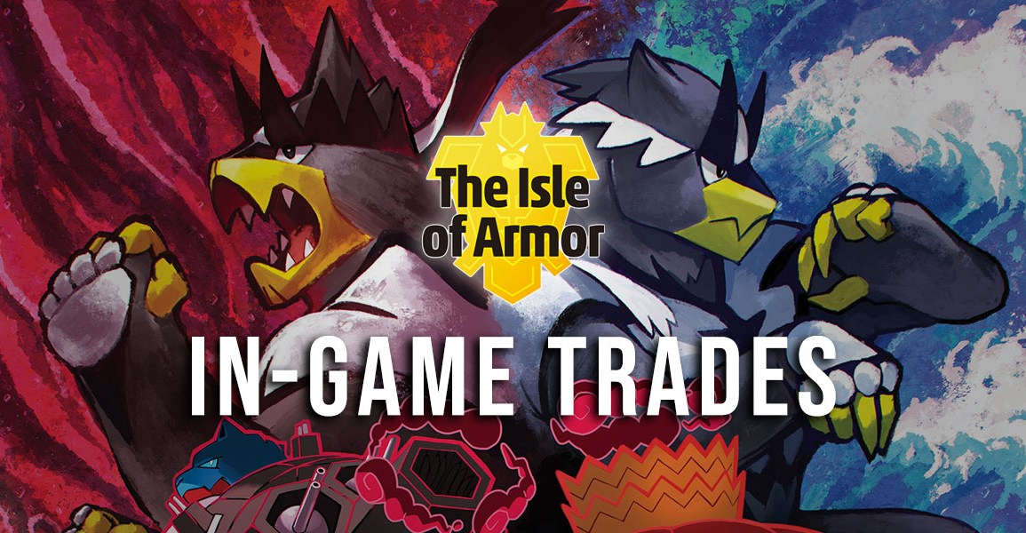 In-Game Trades in the Isle of Armor