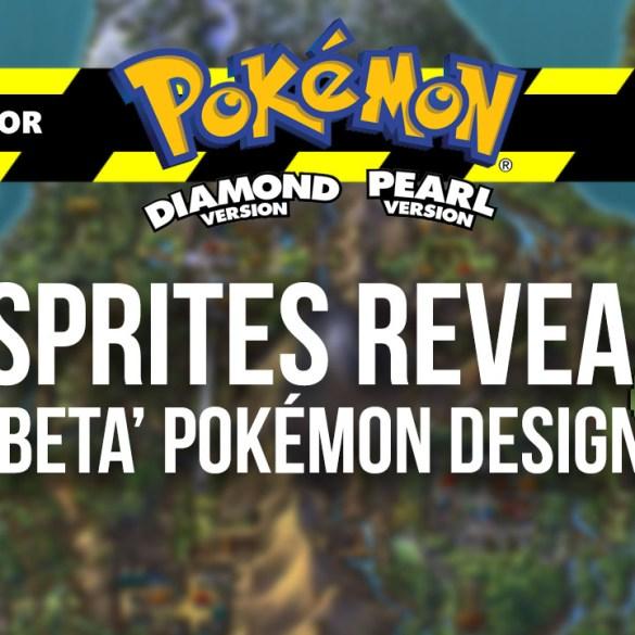Diamond and Pearl Beta Leak