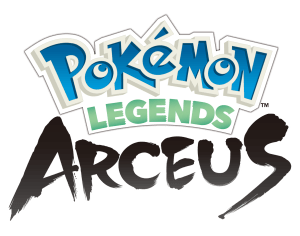 Pokémon Legends: Arceus logo