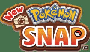 Logo for New Pokémon Snap