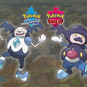 Origin of the designs of Galarian Mr. Mime and Mr. Rime