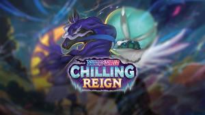 Pokémon TCG: Sword & Shield—Chilling Reign Elite Trainer Box opening