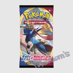Booster EB1 Zacian - Pokemoms