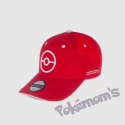 Casquette Dresseur Pokemon - Pokemoms