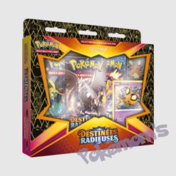 Coffret Pins EB4.5 Destinées radieuses Dedenne- Pokemoms