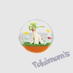 Terrarium Gardevoir Collection 7 - Pokemoms