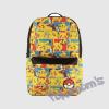 Sa à dos mozaic Pikachu - Pokemoms