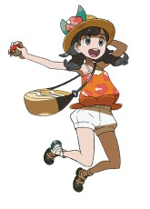 Heroína Pokémon Ultrasol y Ultraluna