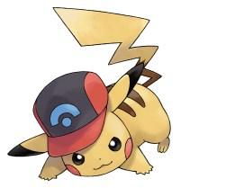 Pikachu de Ash (gorra de Sinnoh)
