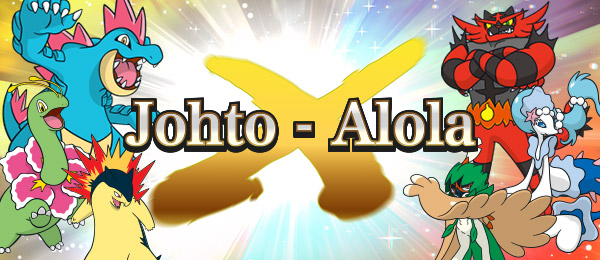 Torneo en Línea Johto-Alola